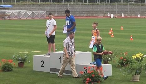 22.06.2019 – Ostsächsiche Meisterschaften mit 4 Medaillen